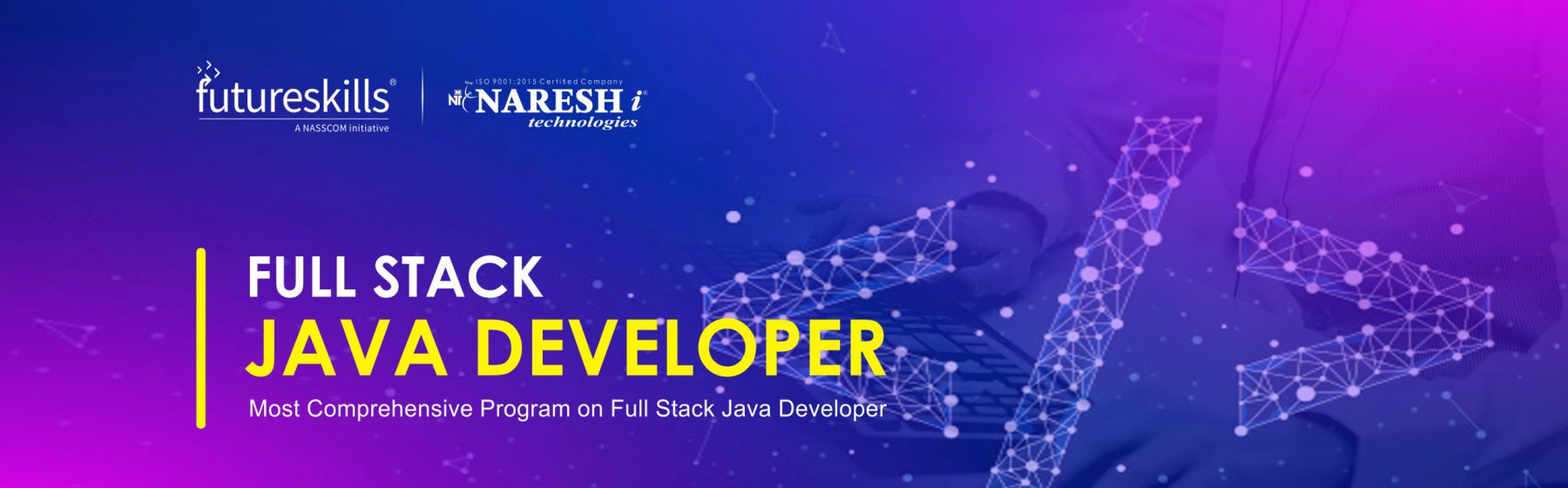 Full-stack-java-developer-program by NareshIT-Nascom Future skills program