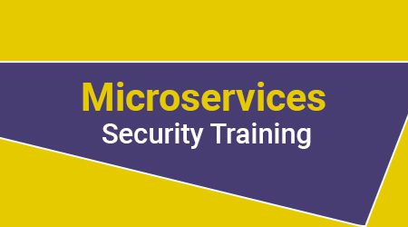 Microservices Security Training