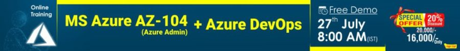 MS Azure AZ-104 (Azure Admin) Online Training